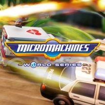 Anuncio de los requerimientos sistema para Micro Machines World Series