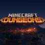 El concepto original de Minecraft Dungeons era como el juego Zelda
