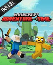 Minecraft Adventure Time Mash up