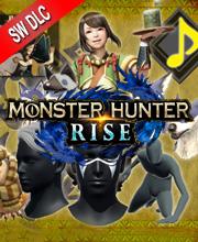 Monster Hunter Rise DLC Pack 1