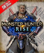 Monster Hunter Rise Hunter Voice Fugen