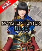Monster Hunter Rise Hunter Voice Minoto