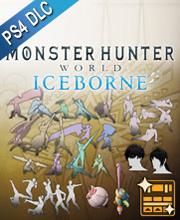 Monster Hunter World Iceborne Trendsetter Value Pack