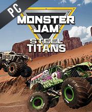 Monster Jam Steel Titans