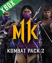 Mortal Kombat 11 Kombat Pack 2