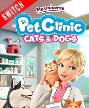 My Universe Pet Clinic Cats & Dogs