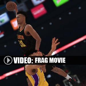 NBA 2K18 PS4 Frag Movie