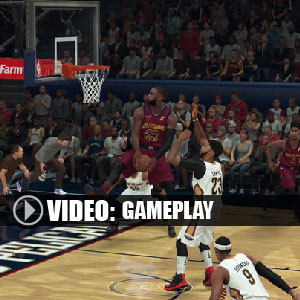 NBA 2K18 PS4 Gameplay Video