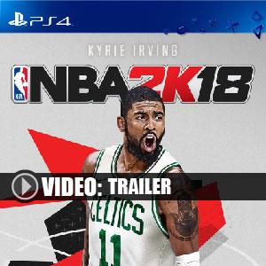 Comprar NBA 2K18 PS4 Code Comparar Precios
