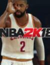 La estrella de cobertura en NBA 2K18, Kyrie Irving cambiado a los Celtics, 2K Responde