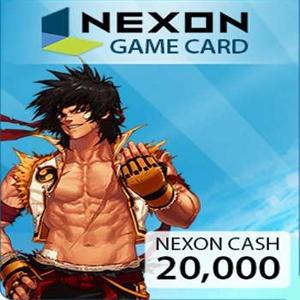 Comprar Nexon 20000 NXCash Puntos GameCard Code Comparar Precios