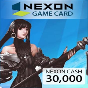 Comprar Nexon 30000 NXCash Puntos GameCard Code Comparar Precios