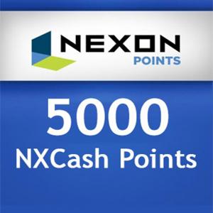 Comprar Nexon 5000 NXCash Puntos GameCard Code Comparar Precios