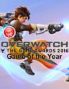 ¡Overwatch es el Juego del Año en los Game Awards 2016!