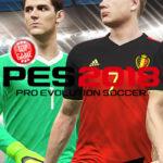 ¡El nombre de los jugadores con mejores notas en PES 2018!