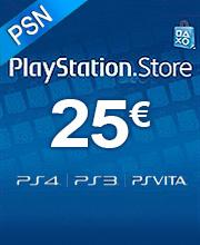 25 Euros
