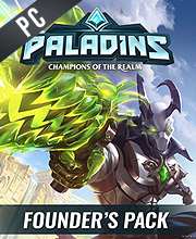 Paladins Founders Pack