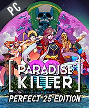 Paradise Killer Perfect 25 Edition