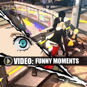Persona 5 Funny Moments