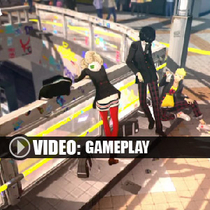 Persona 5 Gameplay Video