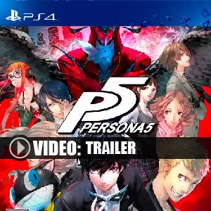 Persona 5 PS4 Precios Digitales o Edición Física