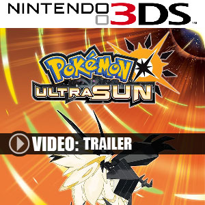 Comprar Pokemon Ultra Sun Nintendo 3DS Descargar Código Comparar precios