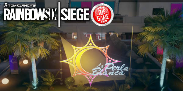 Rainbow Six Siege Season Two Map Cover