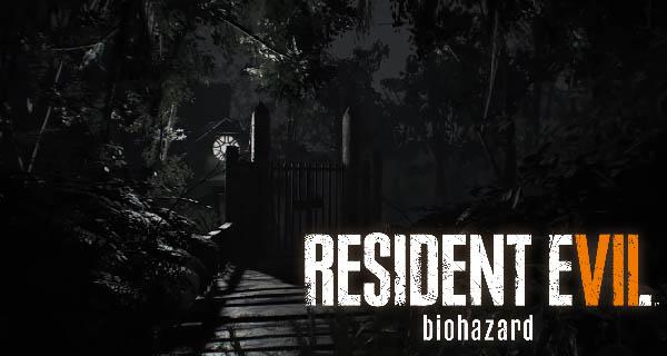 Resident Evil 7 Biohazard Demo Cover