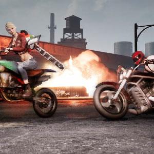 Push the limits of combat racing