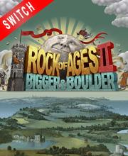 Rock of Ages 2 Bigger & Boulder