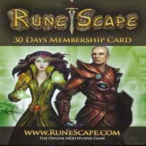 Descargar Runescape 30 Days Timecard - PC Key Comprar