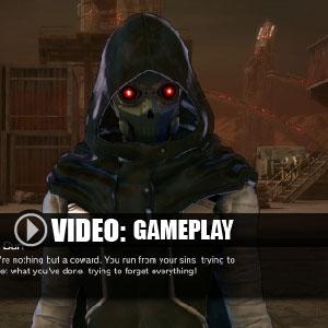 Sword Art Online Fatal Bullet Gameplay Video