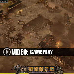 Shadow Tactics Blade of the Shogun Gameplay Video