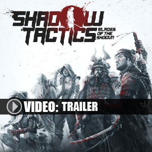 Comprar Shadow Tactics Blade of the Shogun CD Key Comparar Precios