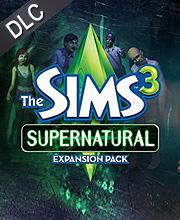 Los Sims 3 Criaturas Sobrenaturales