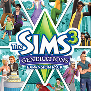 Descargar Sims 3 Generations - PC Key Comprar
