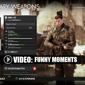 Sniper Elite 4 Funny Moments