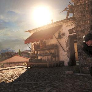 Italian peninsula en Sniper Elite