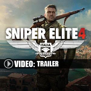 Comprar Sniper Elite 4 CD Key Comparar Precios