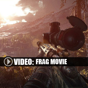 Sniper Ghost Warrior 3 Frag Movie