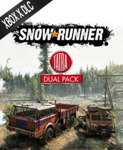 SnowRunner TATRA Dual Pack