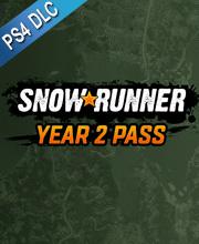 SnowRunner Year 2 Pass