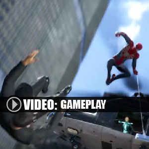 Spider-Man PS4 Gameplay Video