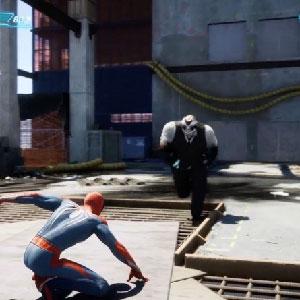 Spider-Man PS4 - Peter Parker como el Spider-Man