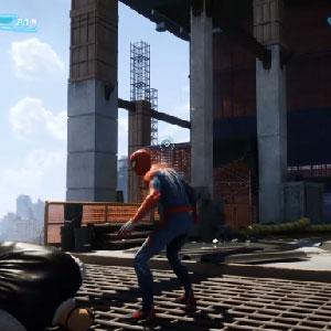 Spider-Man PS4 - Peter Parker y MJ