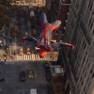 Spider-Man PS4 - El Spider-Man en acción