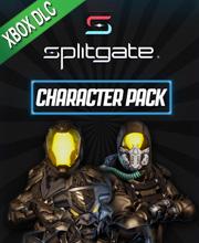 Splitgate Starter Character Bundle