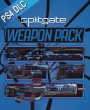 Splitgate Starter Weapon Pack