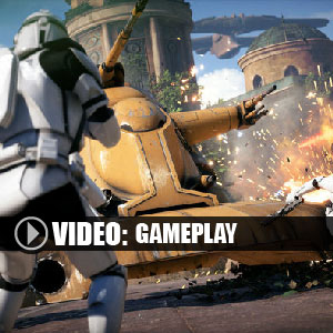 Star Wars Battlefront 2 Video Gameplay
