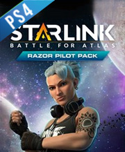 Starlink Battle for Atlas Razor Pilot Pack